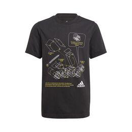 Tech Badge of Sport Graphics Tee