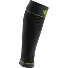 Compression Sleeves Lower Leg schwarz (x-long)